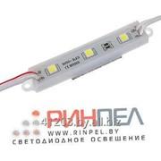 Модуль светодиодный на 3 диода 0.72W фото