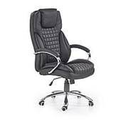 Кресло компьютерное Halmar KING (черный) фото