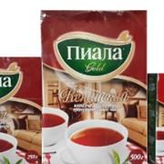 Чай Высший сорт Кенийский классический черный гранулированный ПИАЛА ГОЛД ПИАЛА GOLD фото