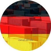 Морские контейнерные перевозки в Черноморском бассейне из Германии фото