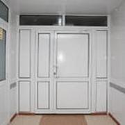 Двери из пластика по индивидуальному размеру фото