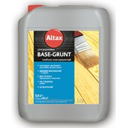 BASE — GRUNT Грунт-подложка для древесины глубоко консервирующее 0,75 л, фото