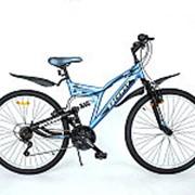 Велосипед горный rockway hawk 263404r/01 фото