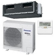 Сплит-системы канального типа Panasonic Semi FS, инвертор, R410A S-F28DD2E5/U-YL28HBE5 фото