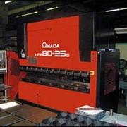 Гибка металла любой сложности на станках АМАДА. Длина 3000 мм, толщина 4 мм фото