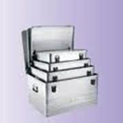 Ящики, коробки алюминиевые фото