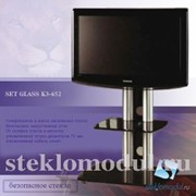 Стойка под телевизор SET GLASS K3-652 фото