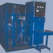 Станция приёмо-сдаточных испытаний асинхронных электродвигателей фото