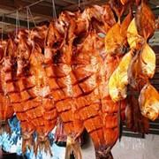 Рыба горячего копчения фото