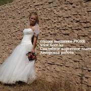 Пошив свадебных вечерних национальных платьев фото