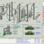 Система управления процессом сушки зерна автоматизированная фото