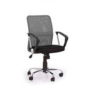 Кресло компьютерное Halmar TONY (черно-серый) фото