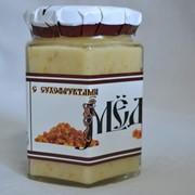 Мед Донских степей с сухофруктами ст/б 350 гр Мед Донских степей фото