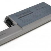 Аккумулятор (акб, батарея) Dynatek PowerMax для ноутбука Dell CF623 5200mah Grey фото