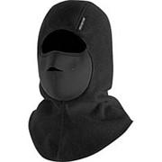 Шлем-маска Полюс виндблок чёрный 56-62 фото