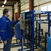 Ремонт систем очистки воды фото