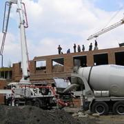 Аренда бетононасоса 37м фото