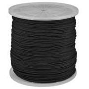 Шнур Зубр полиамидный, с сердечником, черный, d 5, катушка 700м Код:50311-05-700 фото