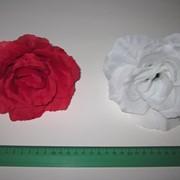 Голова розы Мишель d 13,5 см фото