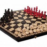 Шахматы средние Тройные фото