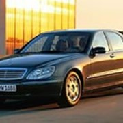 Аренда автомобиля Mercedes-Benz S-class (W220) фото