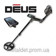 Металлоискатели XP Deus без наушников с катушкой 11*13 фото