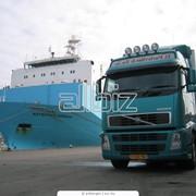 Международные грузовые мультимодальные грузоперевозки фото