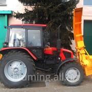 Снегоочиститель шнекороторный ФРС-200М ГР с гидравлическим поворотом желоба фото