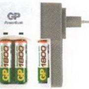 Зарядное устройство ЗЭУ GP KB02 GS2A-U2 в комп.2 Акк.130AAHC. фото
