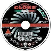 Круг отрезной абразивный GLOBE ZAC 125x1,6x22.2 ZA60SX фото