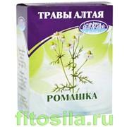 Ромашка цветки 25г (коробочка) чайный напиток фото