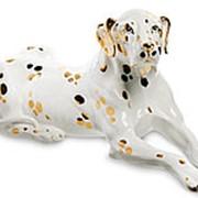 Скульптура Далматин/Собака 80 см. арт.AHURA-34 фото