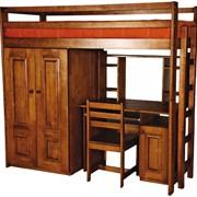 Кровать Рата - двухьярусная М1 фото