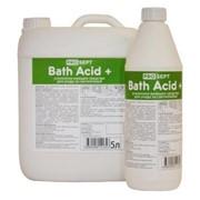 """""""Bath Acid +"""" усиленное моющее средство для ухода за сантехникой 5л фото"""