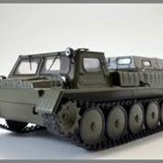 Гусеничный транспортёр-ГТ-СМ фото