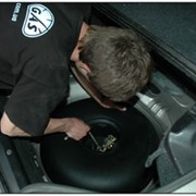 Установка ГБО (газобалонного оборудования) на автомобили фото