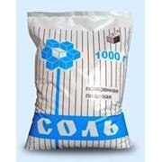 Соль каменная пищевая фото