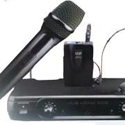 Радиосистема ручной + головной микрофон UKS 500 фото