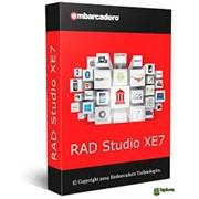 Academic Edition Networked Volume Licenses RAD Studio XE7 Enterprise Concurrent ELC фото