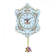 Часы Настенные Винтаж с Маятником фото