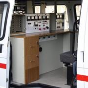 Электролаборатория ЭТЛ-35 ( испытательно-измерительная лаборатория ) фото