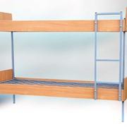 Двухъярусные кровати с ДСП быльцами фото