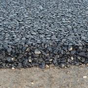 Асфальтирование дорог (крупнозернистый асфальт) фото