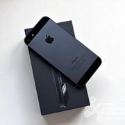 Оригинал Apple iPhone 5 16GB черный фото