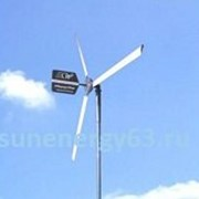 Ветрогенератор 1 кВт 48 В для слабых ветров фото