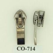 Бегунок обувной №7 для спиральной молнии, Код: СО-714 фото