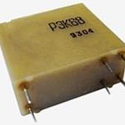 Реле электромагнитное слаботочное типа РЭК 68 66 7116 0800 ЛГИШ.647612.001 ТУ фото
