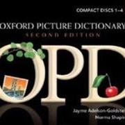 M.J Cosson, Donna Montgomery, Daniel McGillis Oxford Picture Dictionary (Second Edition) Audio CDs фото