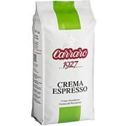 Кофе в зернах Carraro Crema Espresso фото