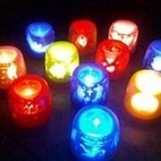 Электронная свеча фото